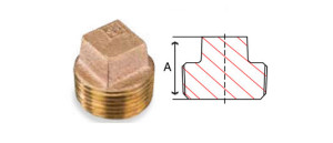 bronze-square-head-solid-plugs