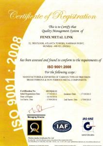 Fenix Metal Link